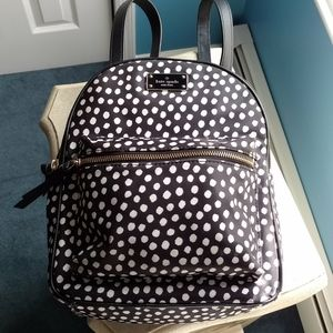 Kate Spade Medium Backpack bag